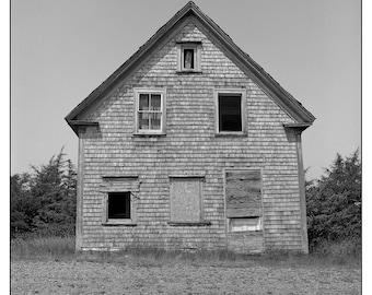 Remember When, Nova Scotia, Abandoned House