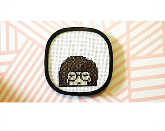 Mini Daria Cross Stitch