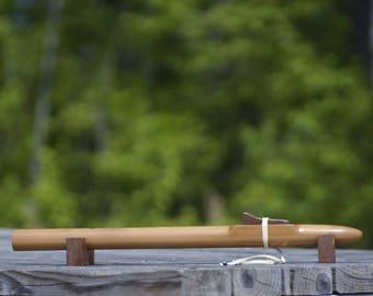 Native American Style Western Cedar Flute in F#