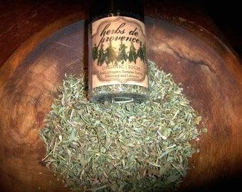 Herbs de Provence:  Organic Cooking Herb Blend