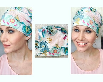 Color Me Pretty Chemotherapy Hat