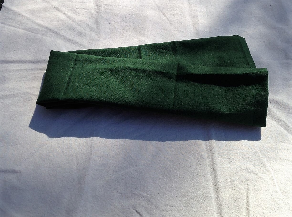 green cotton fabric cord cover variety of sizes. Black Bedroom Furniture Sets. Home Design Ideas
