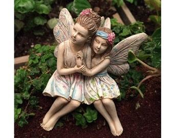 Fairy Garden  - My Sister, My Friend - Miniature