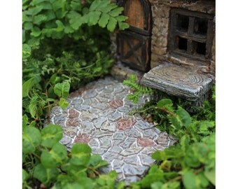 Fairy Garden  - Curved Pathway - Miniature
