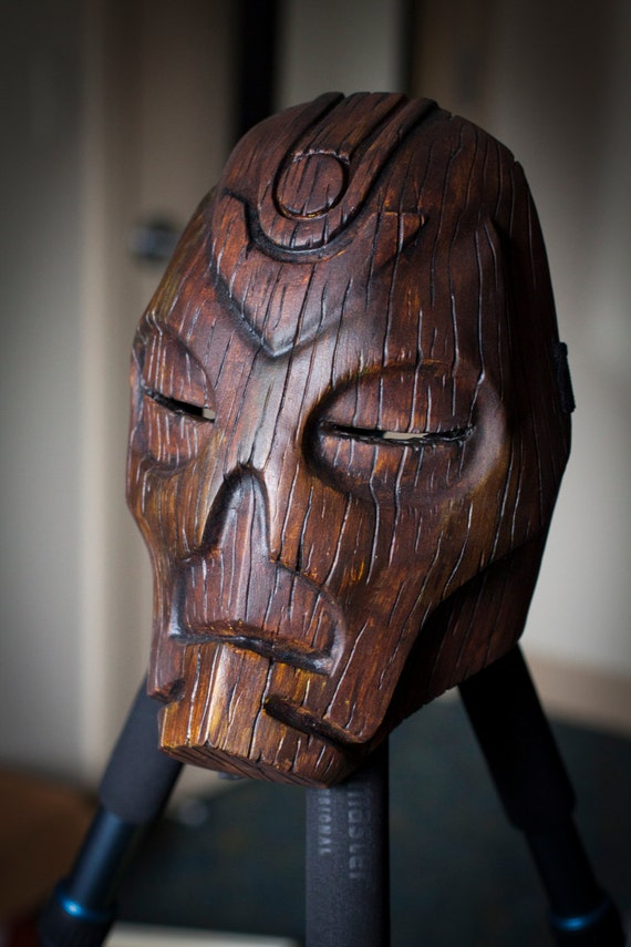 Dragon Priest Mask Skyrim Inspired Prop Replica