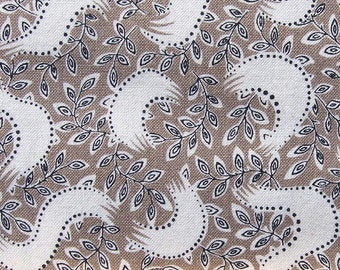 Downton Abbey fabric Lady Mary 7323GN