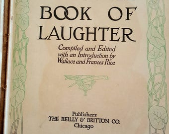 Poetry collection Little Book of Laughter