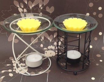 Wax burner. Choice of 2 with the fragrance of citronella and lemonade.
