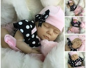 Reduced For A Limited Time  Reborn doll girl 22 Princess newborn size rooted eyelashes 34 limbs real realistic my fake baby