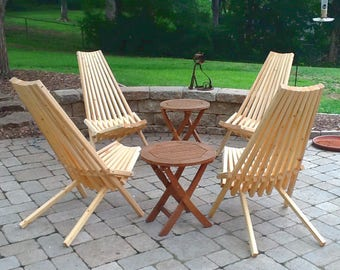 Outdoor Furniture With Extended Back!! Patio Furniture, Adirondack Chair,  Accent Chair,