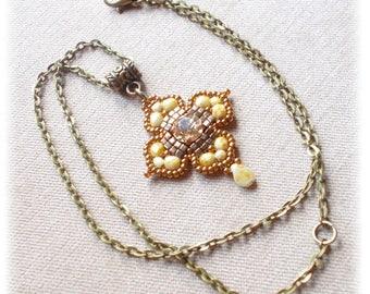 Cross Celtic n.5/pendant/vintage/antique/renaissance/medieval/renaissance/religious style