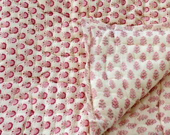 Snuggles quilted baby girl blanket, baby blankets for girls soft,  baby quilts for girls, baby blanket quilt batting, quilt blanket for baby