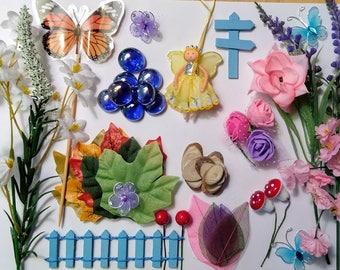 Fairy Garden Kit | Miniature Garden Kit | Fairy Garden Accessories