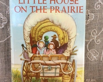 Little House on the Prairie / Laura Ingalls Wilder / Free Shipping