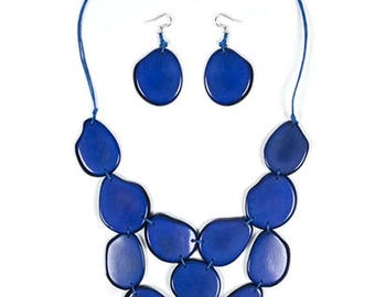 Waterfall Tagua Necklace