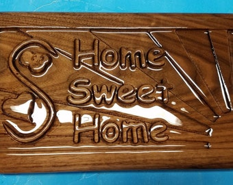 Custom Wood Plaque
