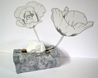 Cover of box Kleenex tissue, Holster for tissue, tissue box cover box, case box Kleenex Kleenex box cover
