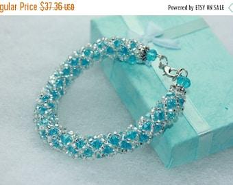 SALE 25% Her bracelet gifts birthday gift for wife her bracelet Gift ideas for wife Bracelet Girlfriend bracelet Beaded gift idea