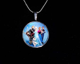 Frozen Kids Pendant