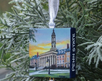 Penn state christmas etsy for Penn state decorations home