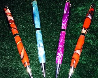 Slim Line Ink Pen with stylus - Stylus Pen