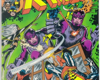 Variant,Rare,Signed Chris Claremont,30 cent Variant,Limited distribution,bronze age,x-men 98 , Chris Claremont,Signed Comics,Marvel X-Men