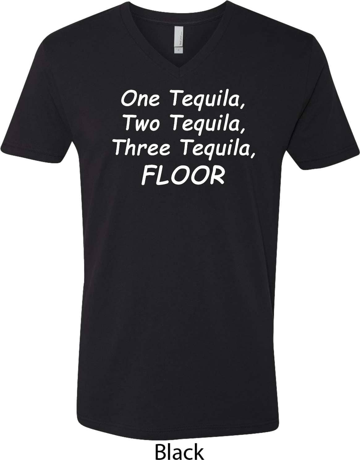 Men 39 s one tequila two tequila three tequila floor for 1 tequila 2 tequila 3 tequila floor song