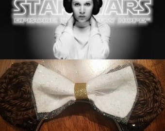 Princess Leia EARspriation