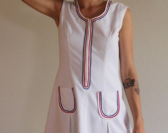 1960s Shift Dress