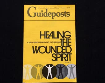 Guideposts - A Practical Guide to Successful Living - Norman Vincent Peale - Ruth Stafford Peale -November 1969