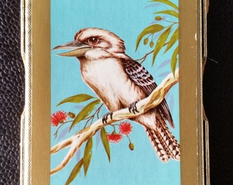 Vintage Australian Playing Cards By Reed Paper Products Limited. Vintage Australian Kookaburra Playing Cards By Reed Paper Products Limited