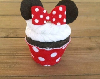 Cupcake with Character