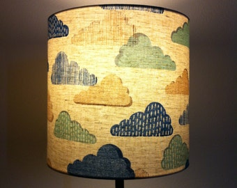lampshade - cloud cover