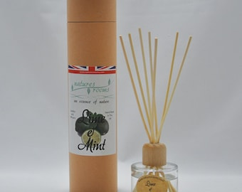 Reed Diffuser Lime and Mint