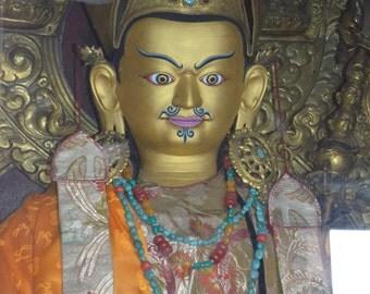 SWAYAMBANATH BUDDHIST STATUE