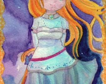 Original character Painting