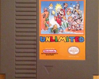 Super Mario Unlimited - NES