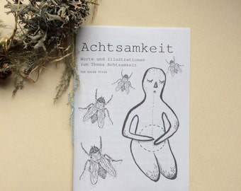 Mindfulness zine *GERMAN* A6