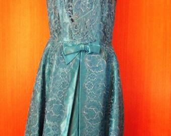 1950s Dress/Lace Dress