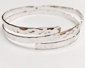 Rag and Bottles Triple Twist Bangle
