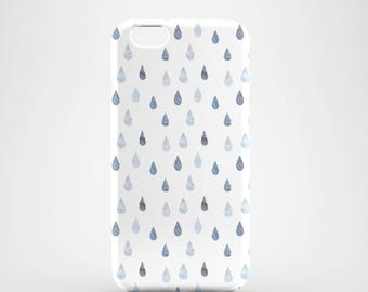 Raindrops - iPhone case, phone case iPhone 7, phone case iPhone 7plus, phone case iPhone 6, phone case iPhone 6s, phone case iPhone 5/5S