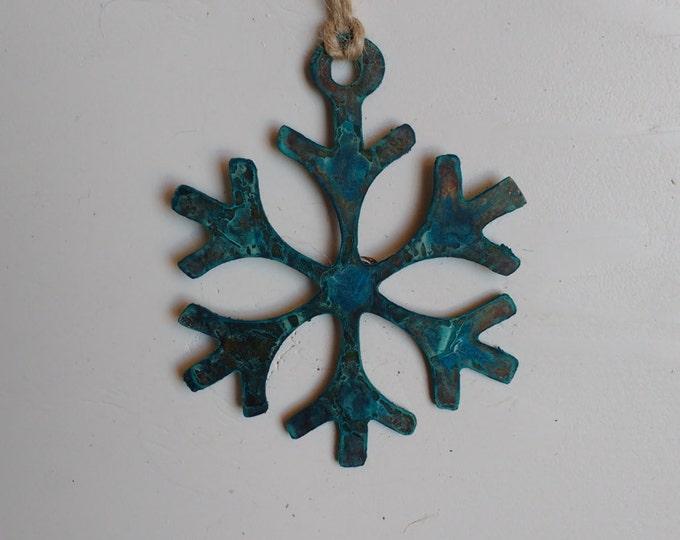 "Patina ""Ice Princess"" Ornament"
