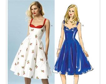 Retro Look Dresses