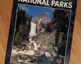 America's National Parks Hardcover Book