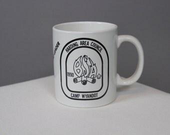 Vintage Camp Leader Mug