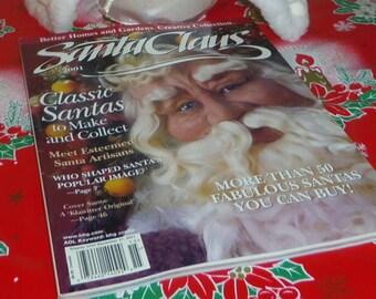 Santa Claus, 2001 Better Homes and Gardens Collection, Classic Santas to Make, Old World Santas, Collecting Santas