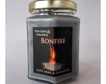 Dark Souls - Bonfire 8oz Soy Candle