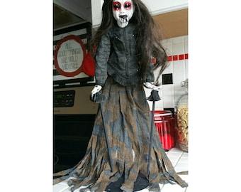 MARIONETTE Horror Doll HELLNEIGHA