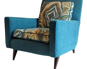 Mid-Century Lounge Chair - George Jetson Cool