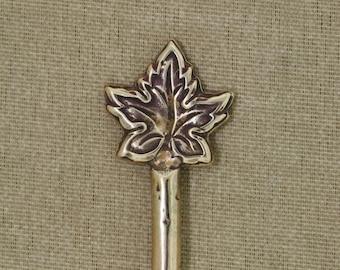 Maple Leaf Pattern, Leaf Jewelry, Pattern, Plant Leaf, Sand Casting Tools, Jewelry Making Tool, Casting Equipment, Delft Clay, Petrobond